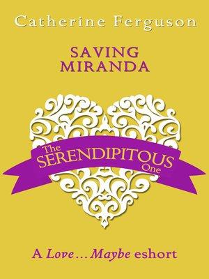 cover image of Saving Miranda