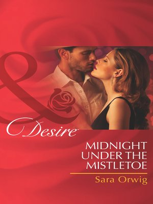 cover image of Midnight Under the Mistletoe