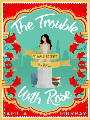 cover image of The Trouble with Rose