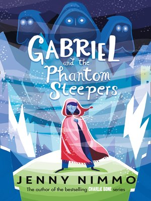 cover image of Gabriel and the Phantom Sleepers