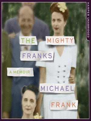 cover image of The Mighty Franks