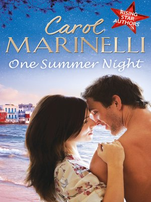 cover image of One Summer Night