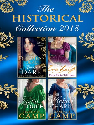 Cover Image Of The Historical Collection 2018