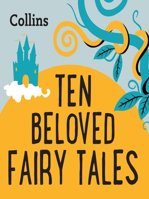 cover image of Collins – Ten Beloved Fairy-tales
