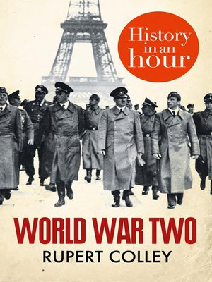 cover image of World War Two in an Hour