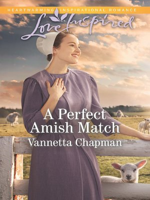 cover image of A Perfect Amish Match
