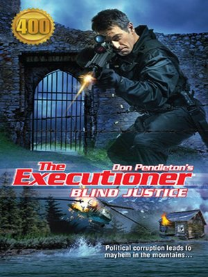 cover image of Blind Justice