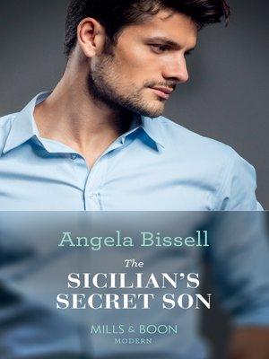 cover image of The Sicilian's Secret Son