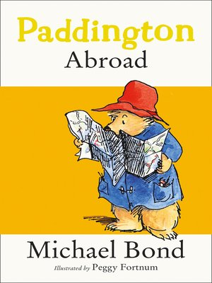 cover image of Paddington Abroad