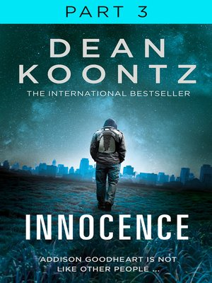 cover image of Innocence, Part 3, Chapters 43 to 58