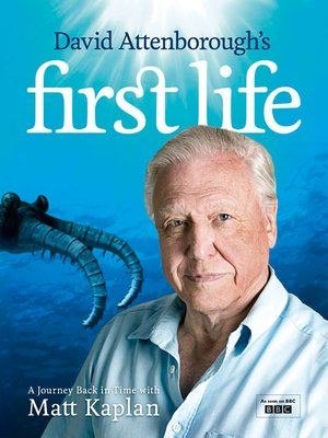 cover image of David Attenborough's First Life