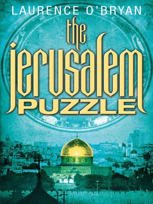 cover image of The Jerusalem Puzzle