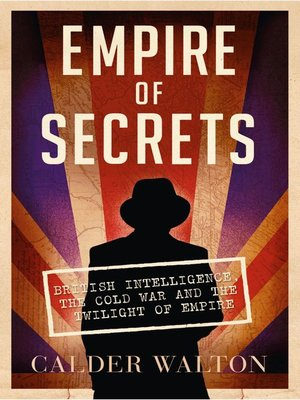 cover image of Empire of Secrets