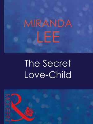 cover image of The Secret Love-Child