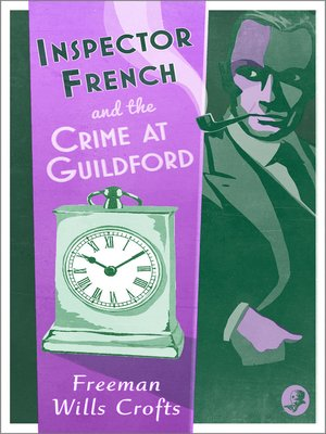 cover image of Crime at Guildford