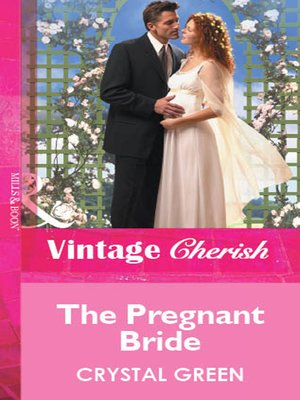 cover image of The Pregnant Bride