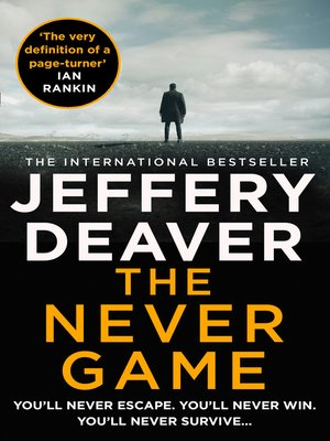 cover image of The Never Game
