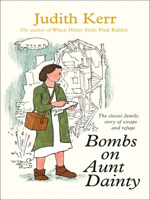 cover image of Bombs on Aunt Dainty