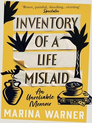 cover image of Inventory of a Life Mislaid