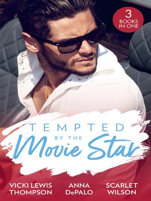 cover image of Tempted by the Movie Star