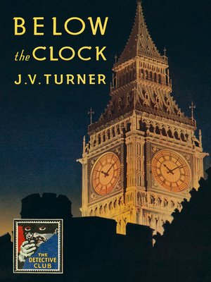 cover image of Below the Clock