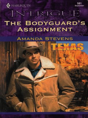 cover image of The Bodyguard's Assignment