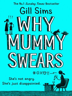 cover image of Why Mummy Swears