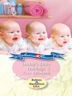 cover image of Daddy's Little Darlings