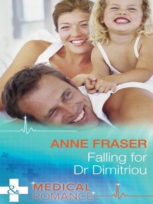 cover image of Falling For Dr Dimitriou