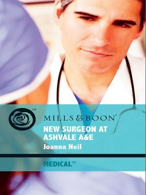 cover image of New Surgeon at Ashvale A&E