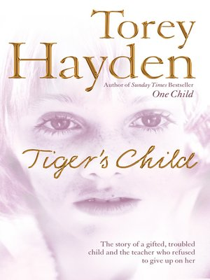 cover image of The Tiger's Child
