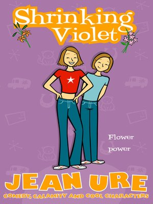 cover image of Shrinking Violet