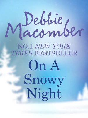 cover image of On a Snowy Night