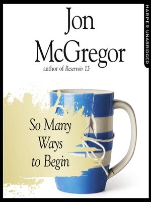 cover image of So Many Ways to Begin