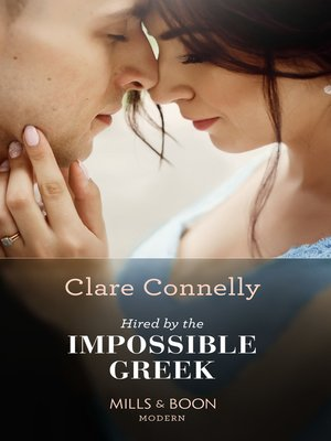 cover image of Hired by the Impossible Greek
