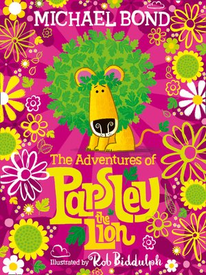 cover image of The Adventures of Parsley the Lion