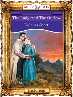 cover image of The Lady and the Outlaw