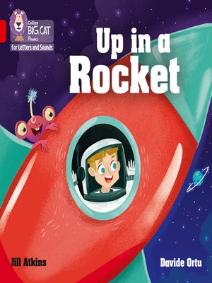 cover image of Collins Big Cat Phonics for Letters and Sounds – Up in a Rocket