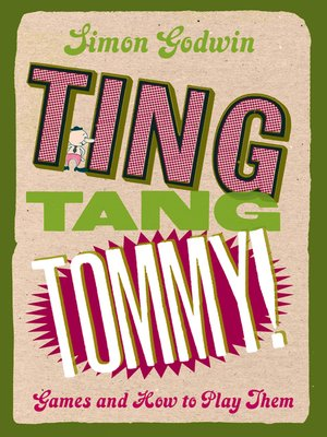 cover image of Ting Tang Tommy
