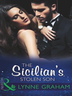 cover image of The Sicilian's Stolen Son