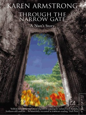 cover image of Through the Narrow Gate
