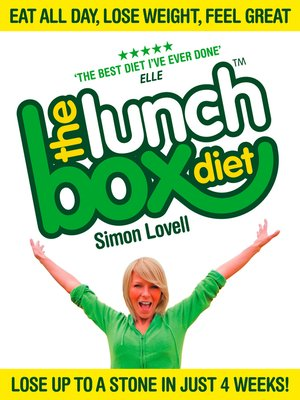 cover image of The Lunch Box Diet
