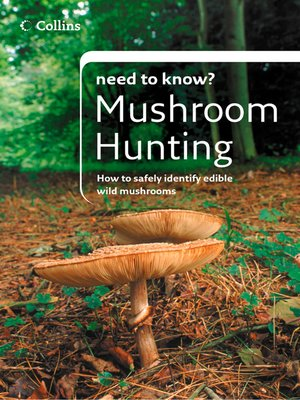 cover image of Mushroom Hunting