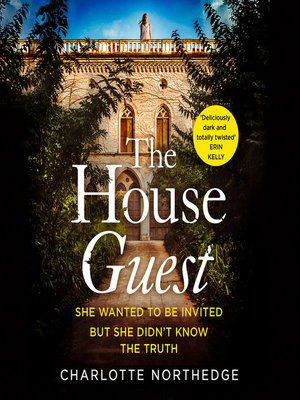 cover image of The House Guest