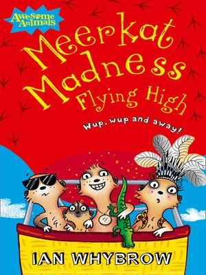 cover image of Even More Meerkat Madness