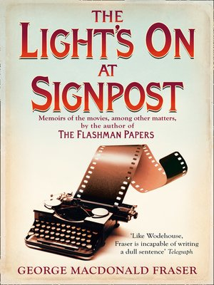 cover image of The Light's On At Signpost
