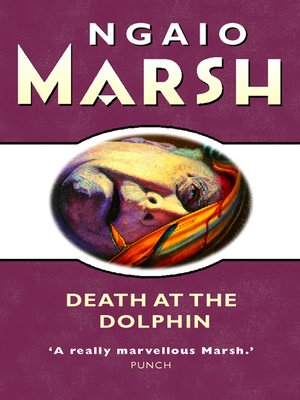 cover image of Death at the Dolphin