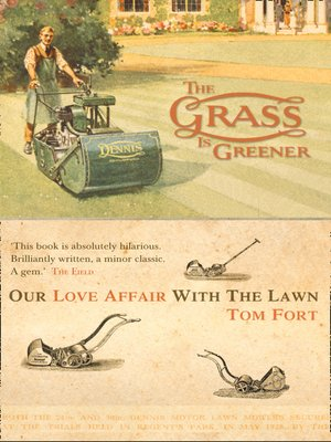 cover image of The Grass is Greener