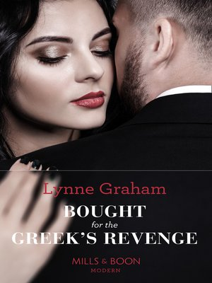 cover image of Bought For the Greek's Revenge