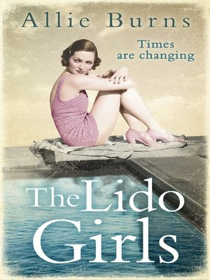 cover image of The Lido Girls